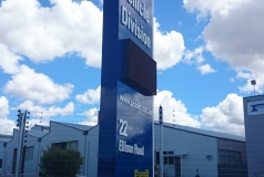 Corporate Signs Geebung by Fabsigns