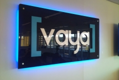 Vaya Brisbane Neon Sign