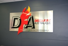 Customised Reception Signs