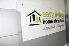 Reception and Office Signs Brisbane