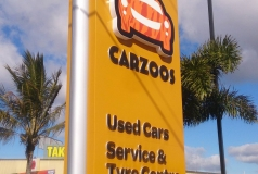 Carzoos Brendale Signs