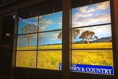 Town and Country Brisbane Video Walls