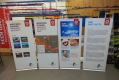 Brisbane Pull-Up Banners