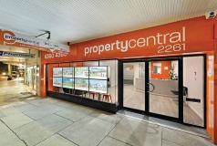 Property Central Real Estate Display Signs Brisbane