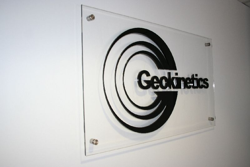 Affordable Reception and Office Signage