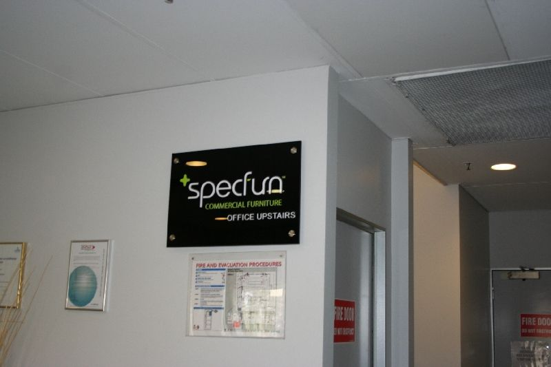 Affordable Reception and Office Signage Brisbane