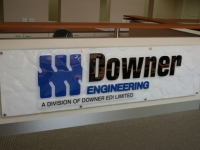 Engineering Office and Reception Signs Brisbane