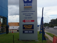 Storage King Signage | Geebung Signage by Fabsigns