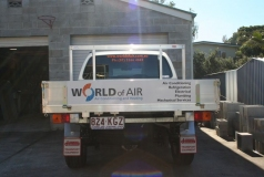 world_of_air_ute_tray_signage