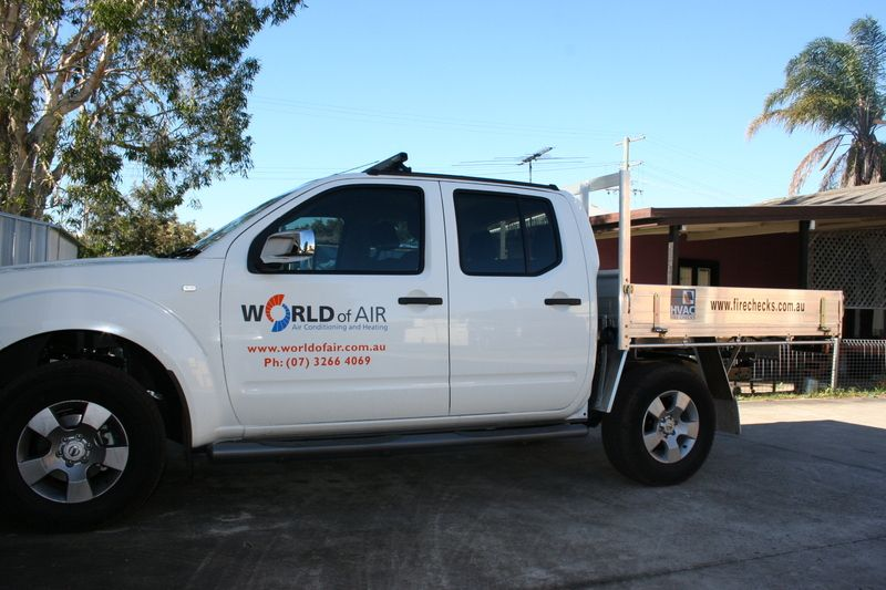 World of Air Ute Small Ute Sign