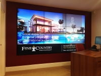 Find and Country Video Walls