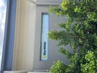 Ray White Window Sign