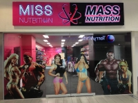 Nutrition Window Signs Brisbane